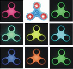 Fidget spinner glow in the dark