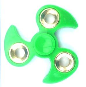 fidget spinner groen punt bladen